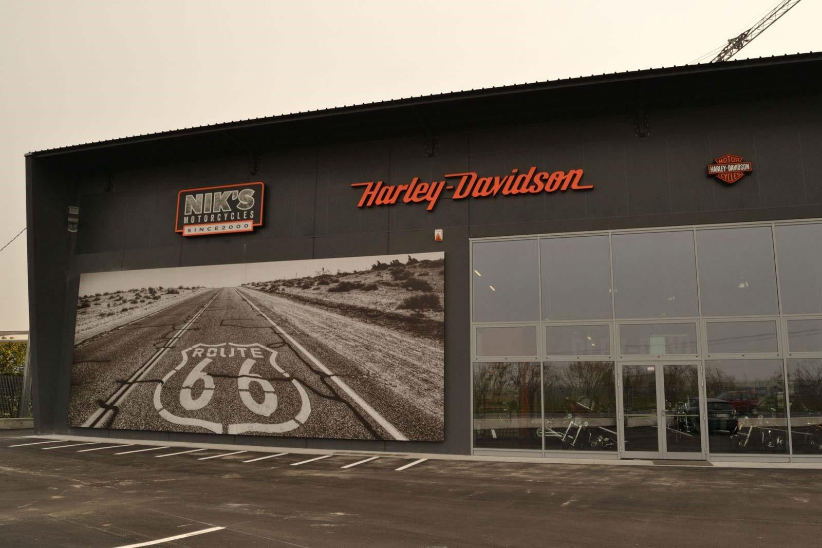 nik's harley davidson - team - concessionaria moto per il friuli